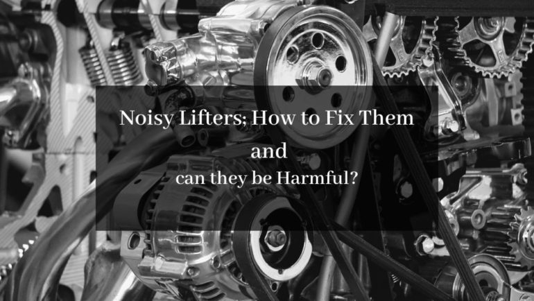 How to Quiet Noisy Lifters
